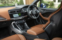 Jaguar I-Pace, dashboard
