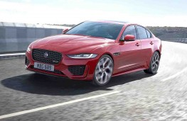 Jaguar XE - Superior security