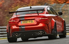 Winged Jaguar XE SV Project 8