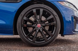 Jaguar XE, wheel