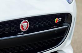 Jaguar F-Type, badge
