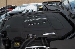 Jaguar, F-Type, engine