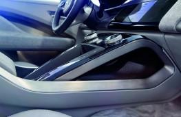 Jaguar I-Pace concept interior detail