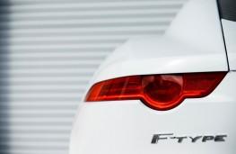 Jaguar F-Type, tail light