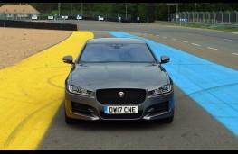 Jaguar XE R-Sport, full front static