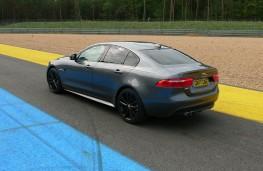 Jaguar XE R-Sport, rear static