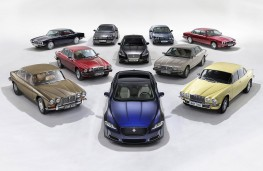 Jaguar XJ over the years