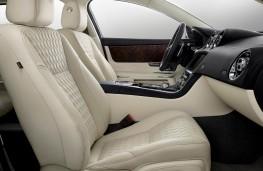 Jaguar XJ50 front seats
