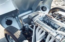 Jaguar XKSS engine