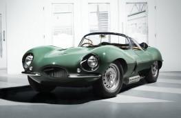 Jaguar XKSS Front threequarter