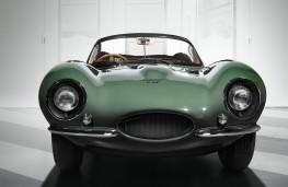 Jaguar XKSS head on