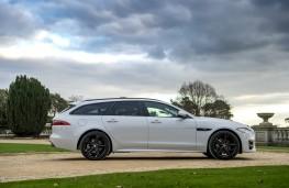 Jaguar XF Sportbrake, profile