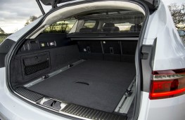 Jaguar XF Sportbrake, boot