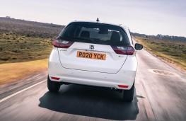 Honda Jazz EX, 2020, rear