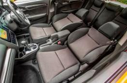 Honda Jazz, interior