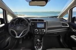 Honda Jazz, 2017, interior