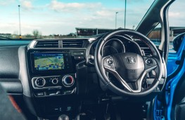 Honda Jazz, 2018, interior