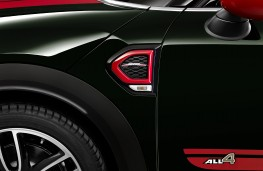 MINI Countryman John Cooper Works ALL4, 2017, detail