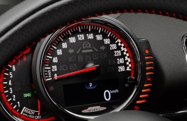 MINI John Cooper Works Clubman, instrument panel