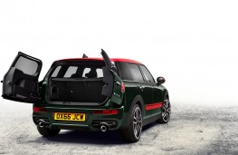 MINI John Cooper Works Clubman, rear