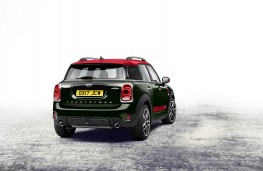 MINI Countryman John Cooper Works ALL4, 2017, rear