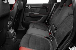 MINI Countryman John Cooper Works ALL4, 2017, rear seats