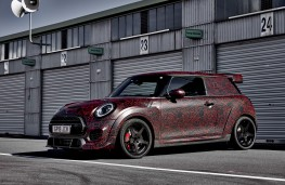 MINI John Cooper Works GP, 2019, Nordschleiffe testing, side