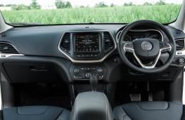Jeep Cherokee, dashboard