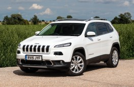Jeep Cherokee, front (2)