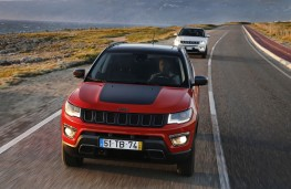 Jeep Compass, action duo 2