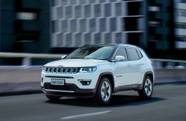 Jeep Compass front