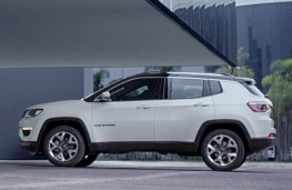 Jeep Compass side