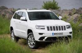 Jeep Grand Cherokee, front static 2