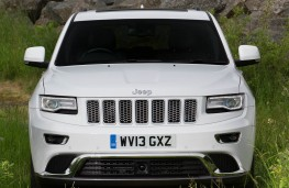 Jeep Grand Cherokee, front static