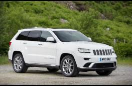 Jeep Grand Cherokee, side static
