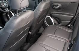 Jeep Renegade, interior