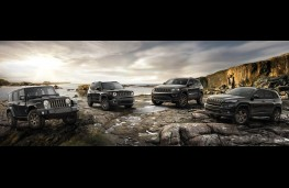 Jeep special edition line-up