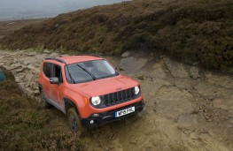 Jeep Renegade, off road 1