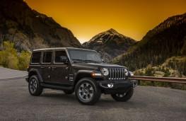Jeep Wrangler 2018 front