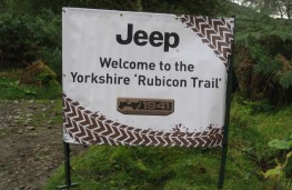 Ready for the Jeep 'Rubicon Trail'