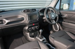 Jeep Renegade, interior