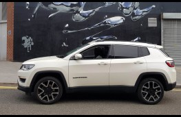 Jeep Compass 2.0 Limited, profile