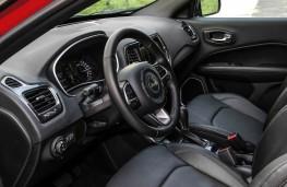 Jeep Renegade 4xe, 2020, interior