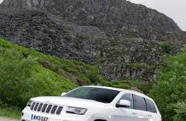 Jeep Grand Cherokee, deep