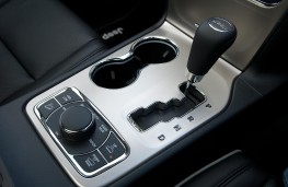Jeep Grand Cherokee, gear lever