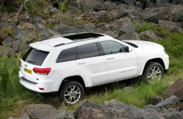 Jeep Grand Cherokee, off-road