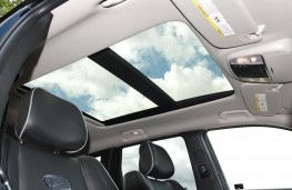 Jeep Grand Cherokee, sunroof