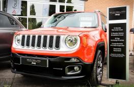 Jeep, used car scheme