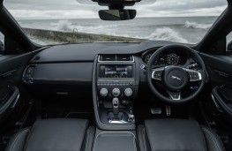 Jaguar E-Pace, interior