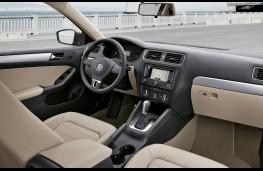 Volkswagen Jetta, cabin